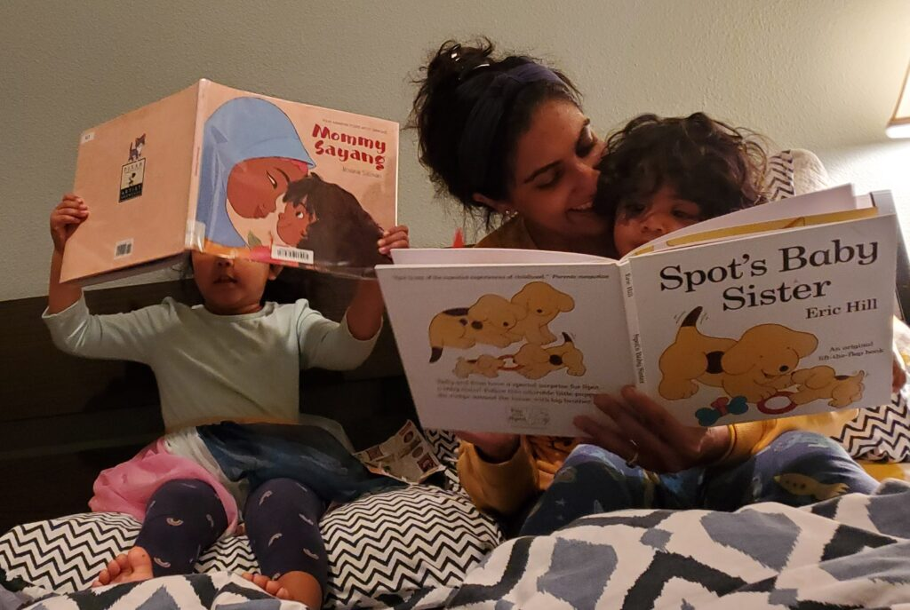 Dr Gambhri's bedtime routine